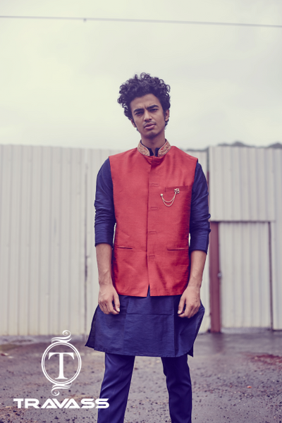 Casual Wear - Nehru Jacket