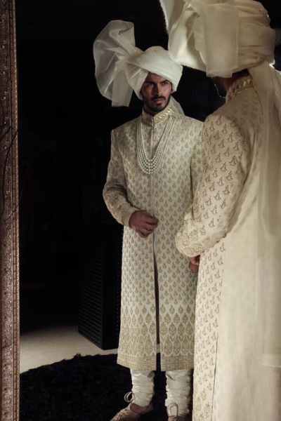 Indian Wedding Dresses - Sherwani