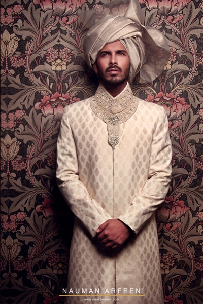 Indian Wedding Outfits - Sherwani