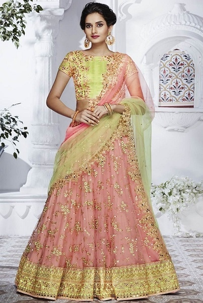 Peach-designer-net-lehenga-choli-for-sangeet-ceremony-k17181-61d