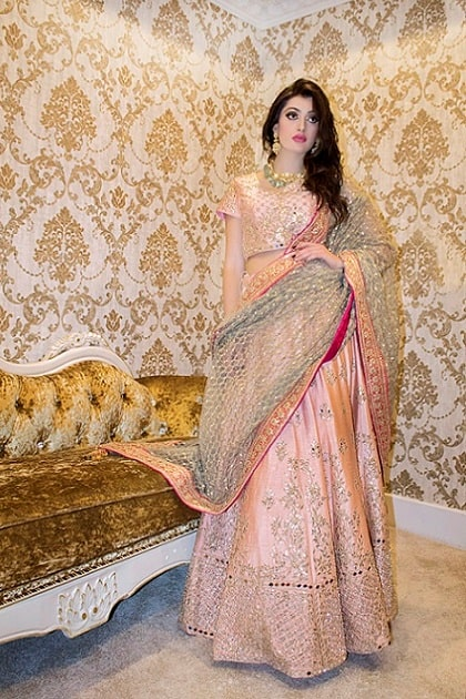 Lehenga - Curated for O'NITAA