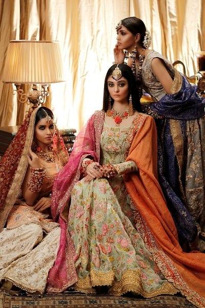 Bridal Wear by Huma Adnan