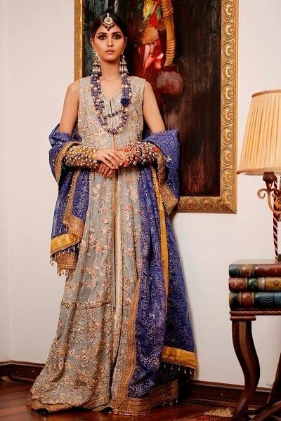 Bridal Gown by Huma Adnan